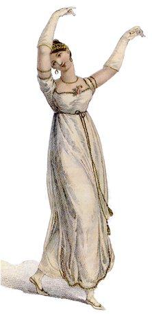 [1809 Dance dress]