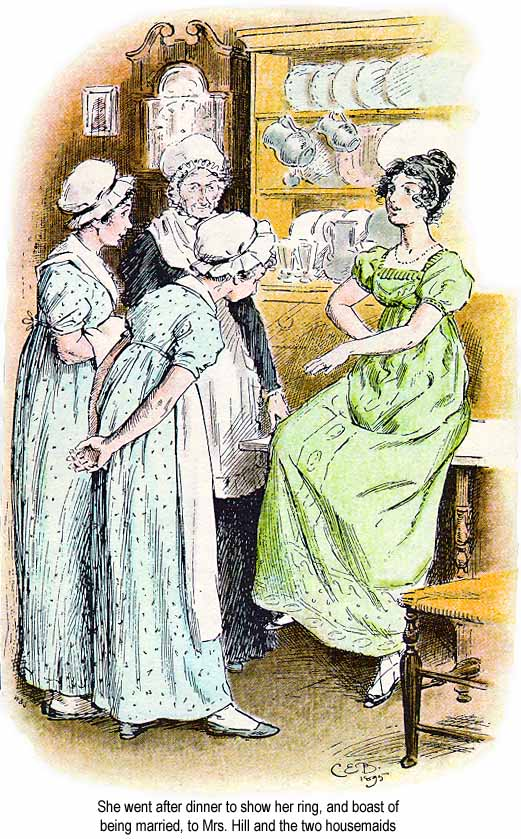 pride and prejudice jane austen illustration <jpeg>