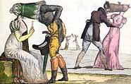 [Early 19th Century Poke Bonnet Satire .GIF]