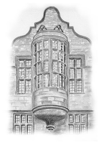 window pencil drawing. montacute served as cleveland, home of the palmers in 1995 adaptation sense and sensibility. pencil drawing window c