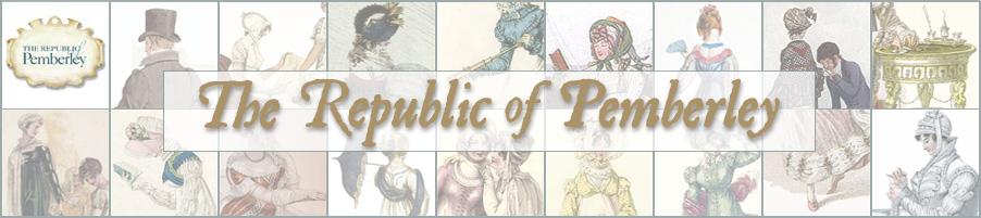 Jane Austen at The Republic of Pemberley